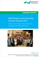 Summary Report GWP Network and Consulting Partners Meeting 2011 and appendices-1