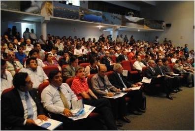 Dialogue in Peru