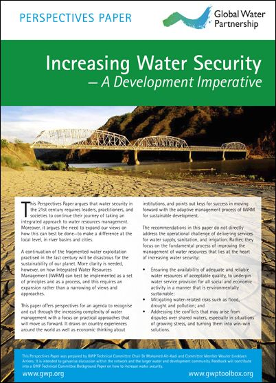 Perspectives Paper_Water Security_cover_400px_frame